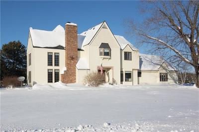 Chippewa Falls Single Family Home Active Under Contract: 19198 40th Avenue