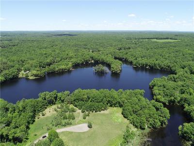 Chetek Residential Lots & Land For Sale: Lot 4-5 Sunfish Circle