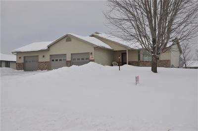 Holmen WI Single Family Home For Sale: $269,900