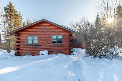 Single Family Home Active Under Contract: 9853 N Mudhen Lake