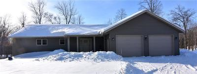 Rice Lake WI Single Family Home Active Under Contract: $343,700