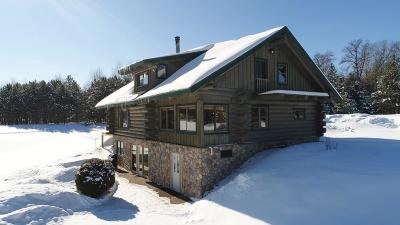 Webster Single Family Home For Sale: 4899 County Road A