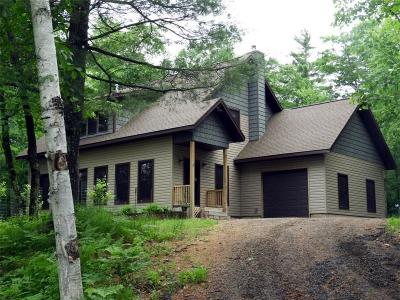 Single Family Home For Sale: 5389 Kelly Lake Road