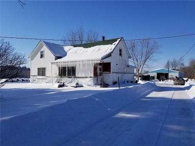 Barron County Single Family Home Active Under Contract: 1812 8th Street