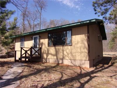 Single Family Home For Sale: W9618 Cty Hwy E