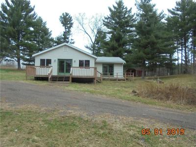 Cumberland Single Family Home For Sale: 2520 Hwy 63