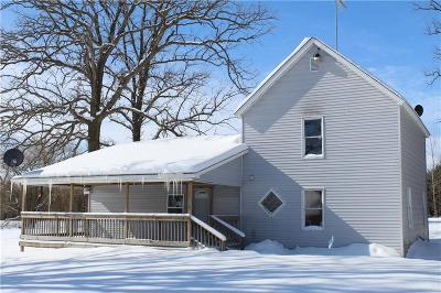 Single Family Home For Sale: 971 County Road D
