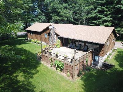 Danbury Single Family Home For Sale: 29829 Cranberry Lake Drive