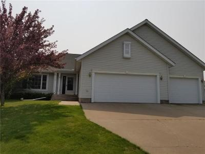 Rice Lake WI Single Family Home Active Under Contract: $229,900