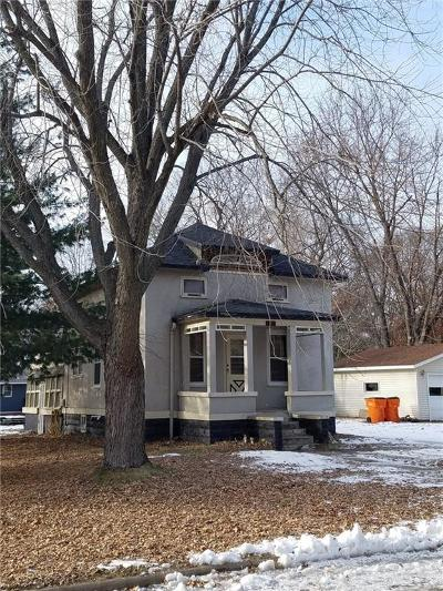 Eau Claire Single Family Home Active Under Contract: 1310 Pershing Street