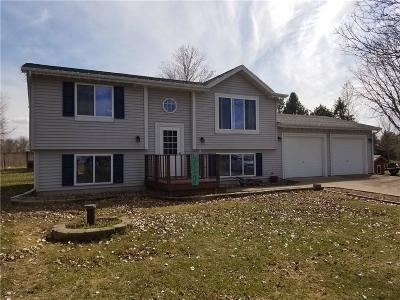 Rice Lake WI Single Family Home For Sale: $159,900
