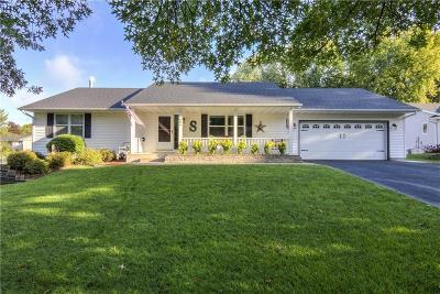 Eau Claire Single Family Home Active Under Contract: 1624 Arlene Place