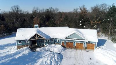 Eau Claire Single Family Home Active Under Contract: 1590 S 72nd Avenue