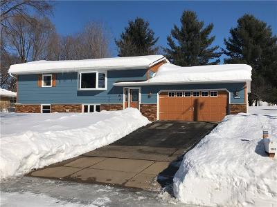 Eau Claire Single Family Home Active Under Contract: 2515 Jeanne Lane