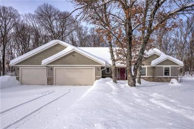 Eau Claire Single Family Home Active Under Contract: 1164 Thistle Ln