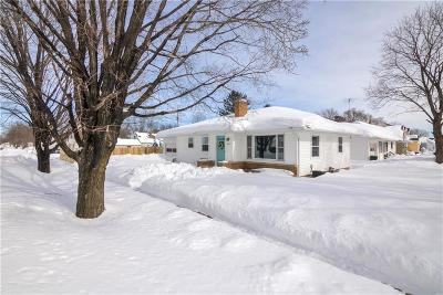 Eau Claire Single Family Home Active Under Contract: 1117 Agnes Street
