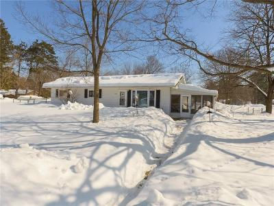 Eau Claire Single Family Home Active Under Contract: 3607 Chippewa River Drive