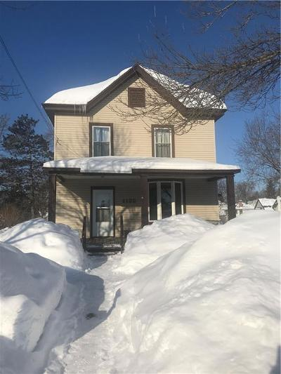 Chippewa Falls Single Family Home Active Under Contract: 1122 Superior Street