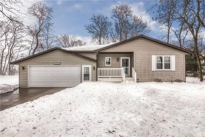 Chippewa Falls Single Family Home For Sale: 15522 93rd Avenue