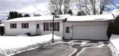 Rice Lake Single Family Home Active Under Contract: 410 E Orchard Beach Lane