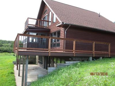 Single Family Home For Sale: N2491 Hwy P