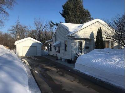 Eau Claire Single Family Home Active Under Contract: 2849 11th Street