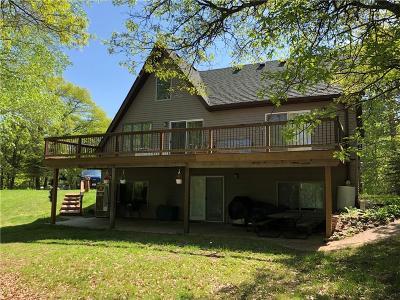 Single Family Home For Sale: 1430 Broken Arrow Trail