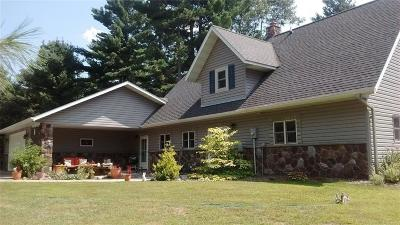 Webster Single Family Home For Sale: 24354 Anchor Inn Road