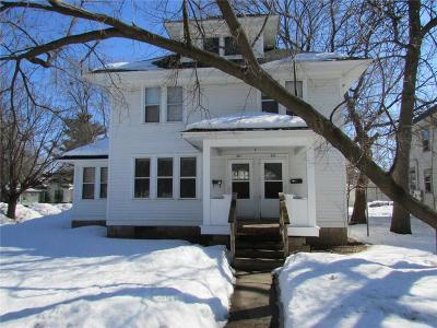 Eau Claire Multi Family Home For Sale: 521 2nd Avenue #1 & 2