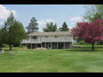Spooner Single Family Home For Sale: N8678 Island Lake Road