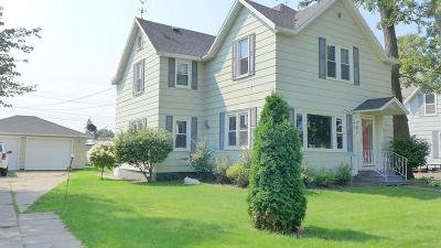 Rice Lake Single Family Home For Sale: 28 W Humbird Street
