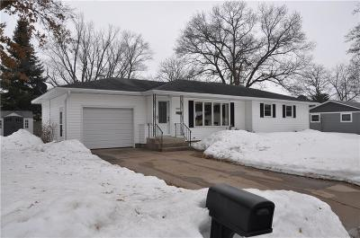 Osseo WI Single Family Home Active Under Contract: $150,000