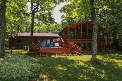 Single Family Home For Sale: 11056 N Linden Road