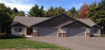 Menomonie Single Family Home For Sale: 567th And 540th Street #1-32
