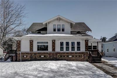 Chippewa Falls Single Family Home Active Under Contract: 617 Dover Street