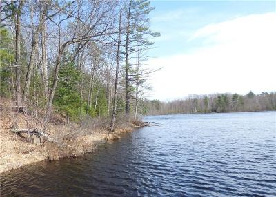 Hayward WI Residential Lots & Land For Sale: $69,000