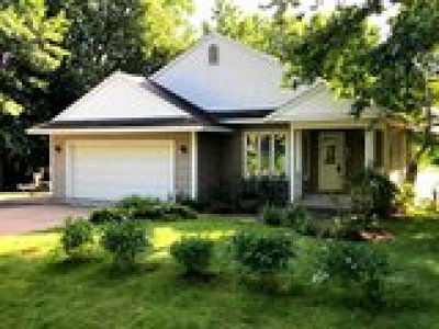 Rice Lake Single Family Home For Sale: 2567 27 1/4 27 3/4 Street