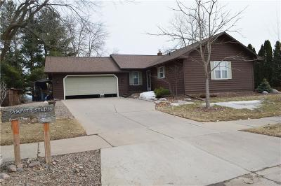 Rice Lake Single Family Home Active Under Contract: 125 Cameron Road