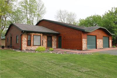 Barron Single Family Home For Sale: 787 29 7/16 Avenue #1