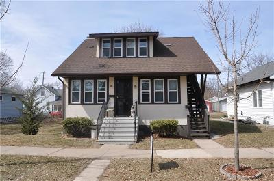 La Crosse WI Single Family Home Active Under Contract: $120,000
