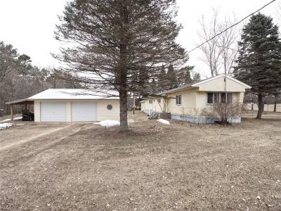 Colfax Single Family Home Active Under Contract: E5501 County Road G