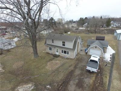 Barron County Single Family Home Active Under Contract: 109 Willow Street N