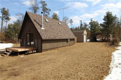 Danbury Single Family Home For Sale: 29102 E Yellow River Road