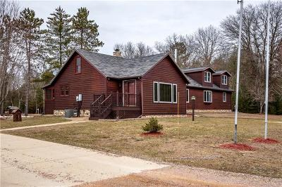 Jackson County, Clark County Single Family Home Active Under Contract: W8428 County Road J