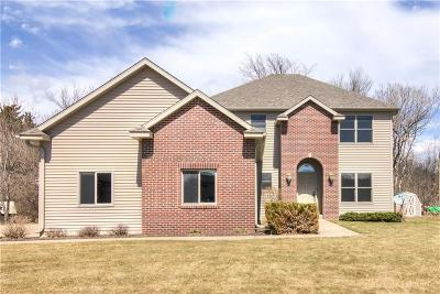 Eau Claire Single Family Home Active Under Contract: 3328 Rosewood Lane