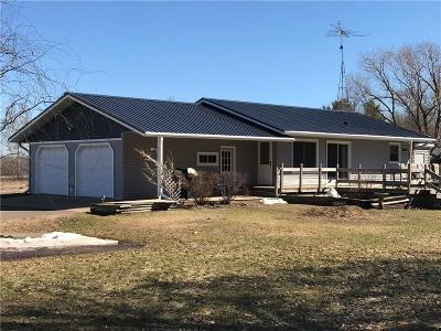 Colfax Single Family Home Active Under Contract: N8476 745th Street