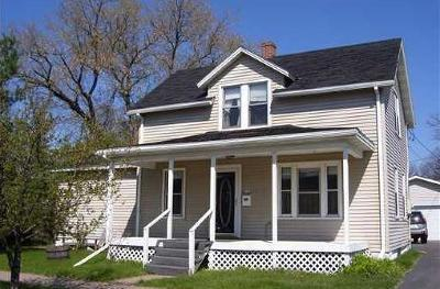 Rice Lake Single Family Home Active Under Contract: 131 W Humbird Street