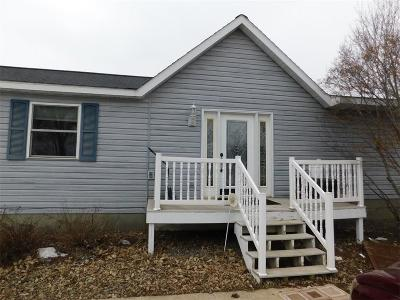 Whitehall Multi Family Home For Sale: W21011 State Hwy 121 #1 & 2