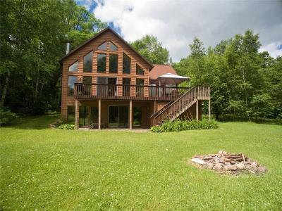Spooner Single Family Home For Sale: W2728 3rd Street