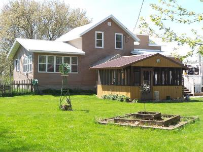Single Family Home Active Under Contract: W12766 S River Road